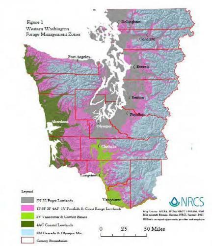 Western Washington and Oregon Pasture Management Calendar Debuts ...