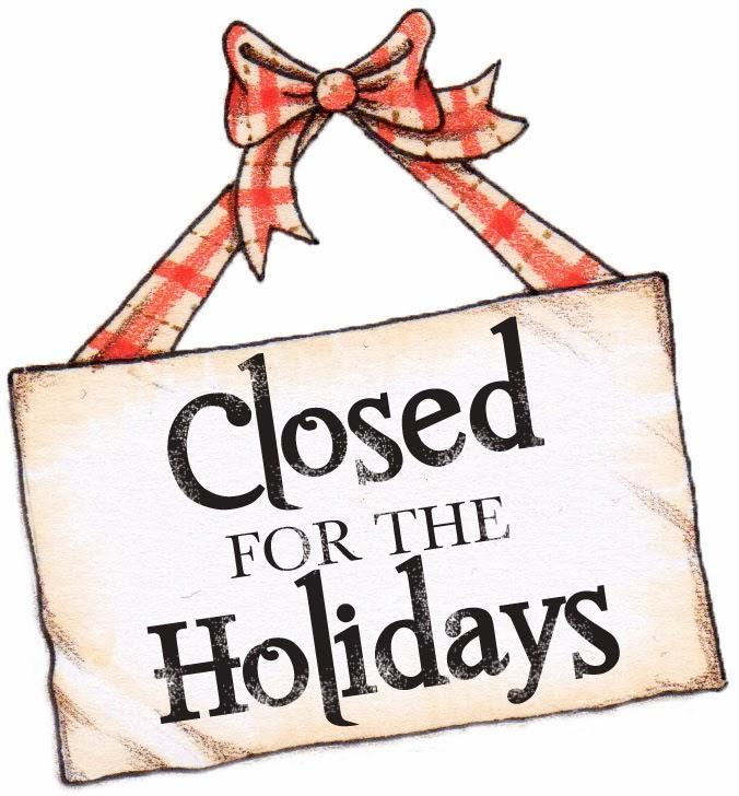 image regarding Office Will Be Closed Sign Template referred to as Printable