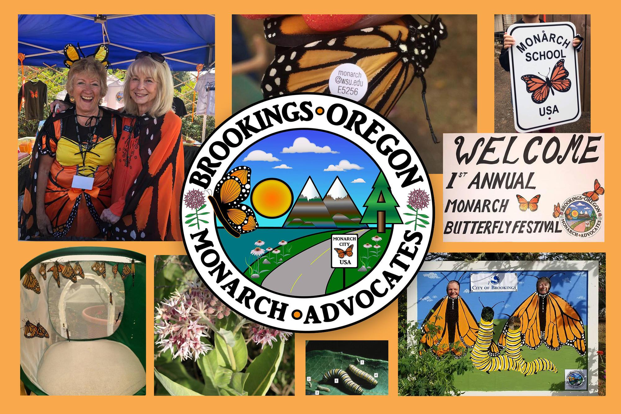 Brookings Oregon Monarch Advocates