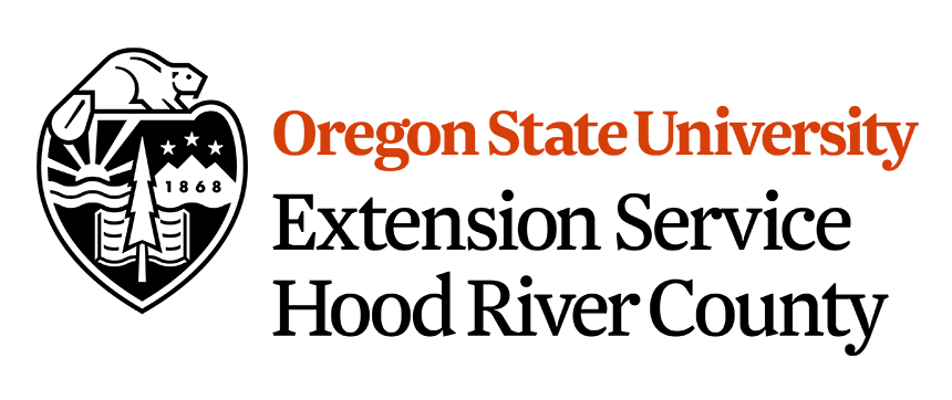OSU Extension Hood River County logo