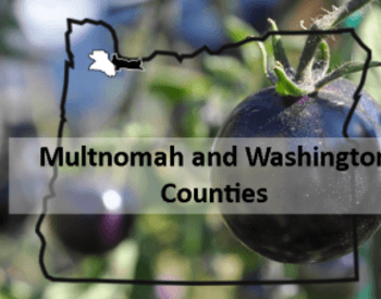 Multnomah and Washington Counties