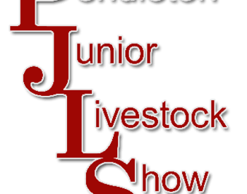 Pendleton Junior Livestock Show