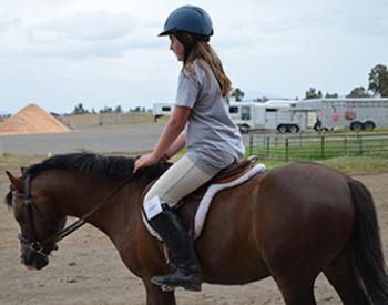 Youth Horse Riding
