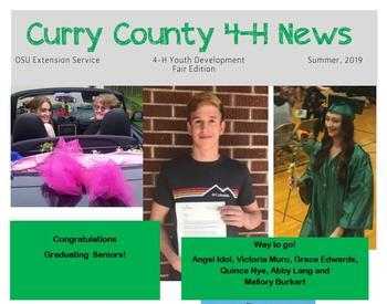Curry County 4-H Newsletter
