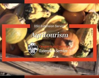 Agritourism video screen shot