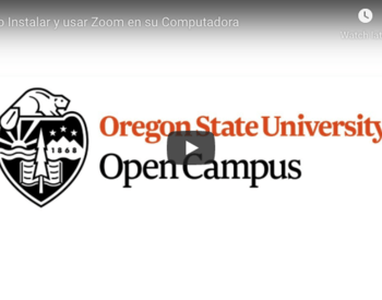 Open Campus: Como Instalar video preview