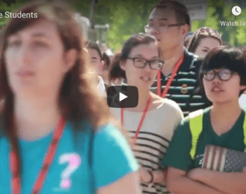 Open Campus: Future Students video preview
