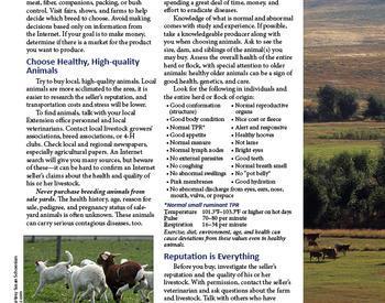 Sheep Management Calendar | OSU Extension Service